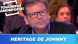 Héritage de Johnny Hallyday : son biographe officiel dit tout !