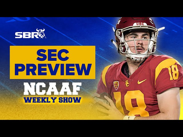 Southeastern Conference Football Preview and Predictions 🏈