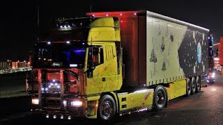V8 Power - IVECO EuroStar 520 Goldstar von Hermann Saur