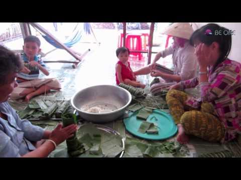 Phóng sự học đường : Đôi vị Tết nơi đất miền Tây Nam Bộ (2014)