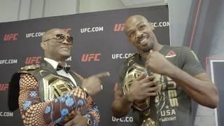 UFC 235: Взлеты и падения