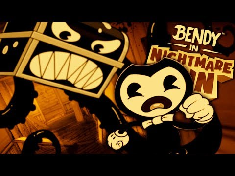 NEW BOSS In BENDY - SECRET CHEST   FREE MOBILE GAME!
