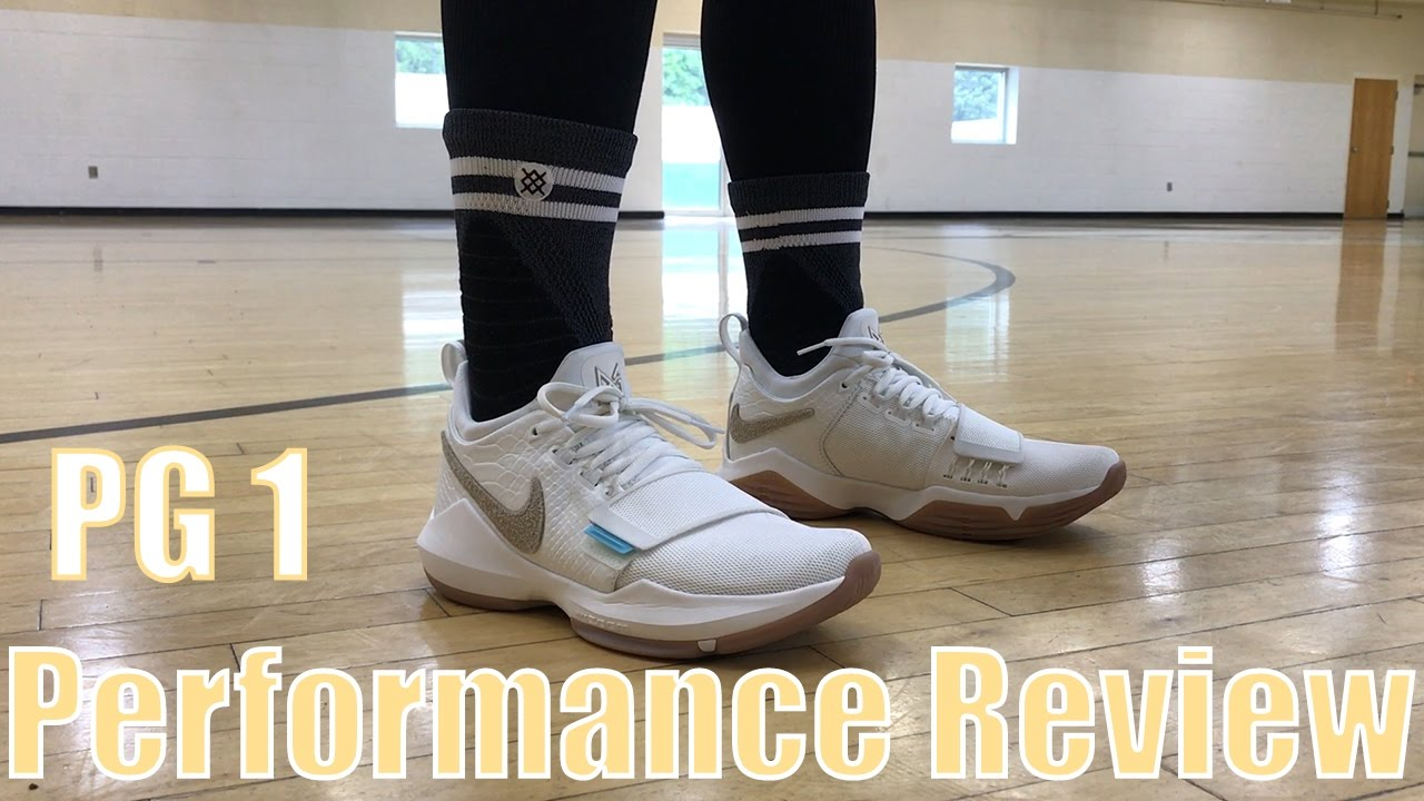 dfb0a32d369 Nike PG 1 Performance Review - YouTube