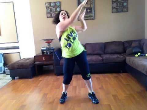 Carwash  Christina Agulara and Missy Elliot Dance Fitness Routine Disco
