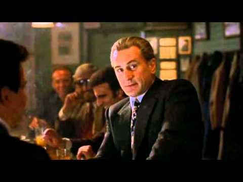 Robert De Niro Smoking a Cig