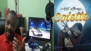 Ariel Sheney Clash Arafat avec son titre Colette ►Avec le soutien de Molare