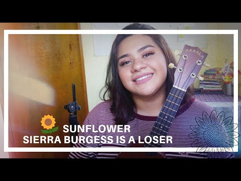 SUNFLOWER-  Sierra Burgess Is a Loser Versão Ukulele  -Cover por Duda Motta