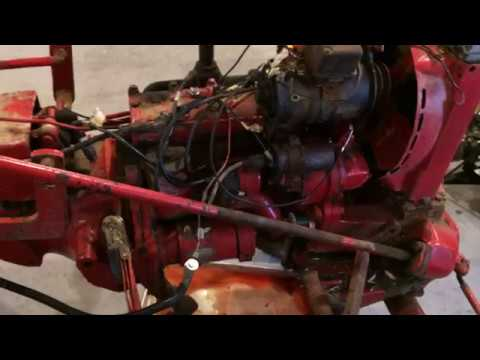 6 to 12 volt wiring on farmall tractors tractor 12 volt conversion step by step part 1 youtube  tractor 12 volt conversion step by step