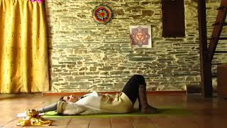 La séance de yoga la plus facile du monde