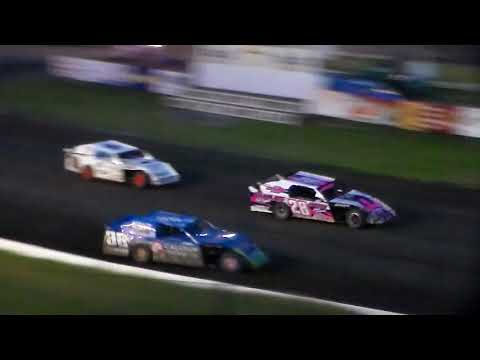 Sport Mod Heat 2 @ Hamilton County Speedway 09/23/17