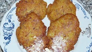 Драники (Деруны) из картошки рецепт простой и вкусный. Что приготовить на ужин, на обед?