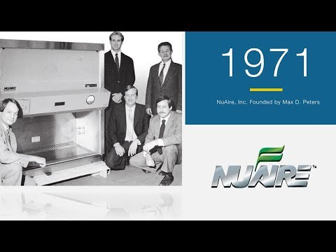 NuAire: 45 Years Of State-of-the-Art Laboratory Equipment Manufacturing