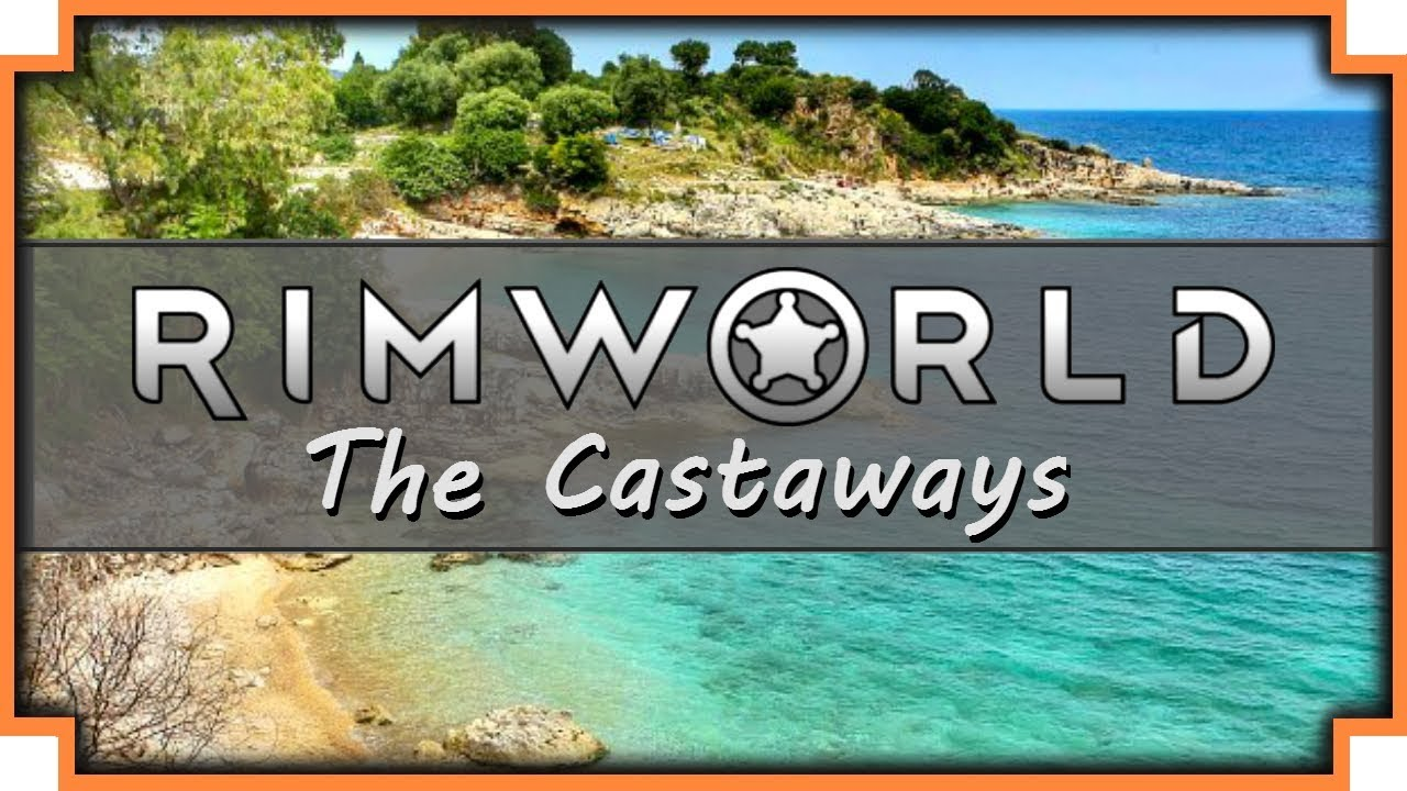 Let's Play RimWorld – The Castaways – (Part 4) – GamePlay Video