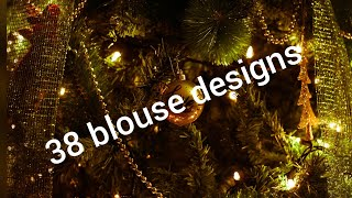 Latest blouse designs images