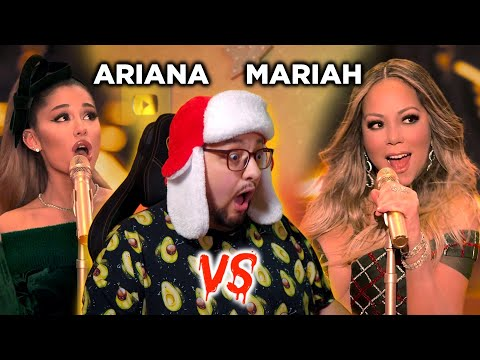 Vocal Coach reacts to Mariah Carey – Oh Santa! ft. Ariana Grande, Jennifer Hudson