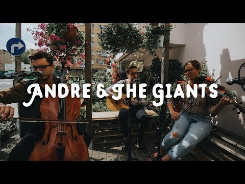 Andre & The Giants - Revelation || Soundriver Sessions