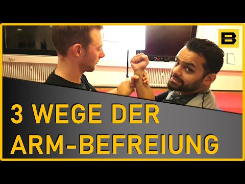 3 Wege der Arm-Befreiung | Selbstverteidigung in Mayen & Neuwied