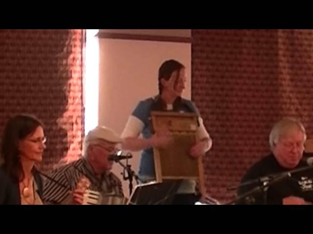 Washboard Roundelay   by Coney Island Radio Orchestra   UkeFest   NOV 2014
