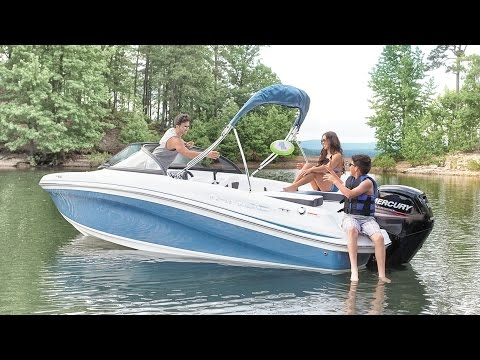 TAHOE Boats 2017 450 TS Outboard Runabout Boat
