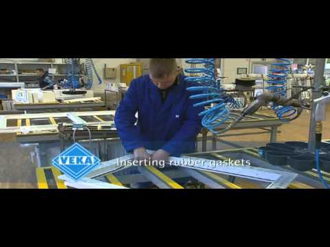How VEKA UPVC Windows And Doors Are Made With Solace Creations UPVC Double Glazing