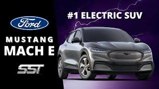Ford Mustang Mach E Video: Better Than Tesla?