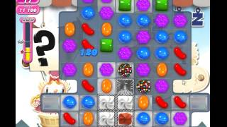 Candy Crush Saga Level 697 - No Boosters
