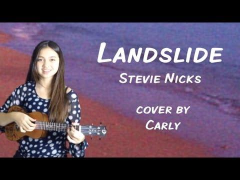 Stevie Nicks / Fleetwood Mac - Landslide - Ukulele cover