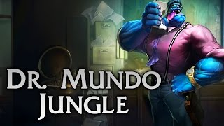 Corporate Dr. Mundo Jungle - Full Game Commentary
