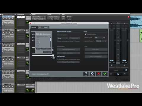 Options in Ozone 7 Elements by iZotope | Westlake Pro