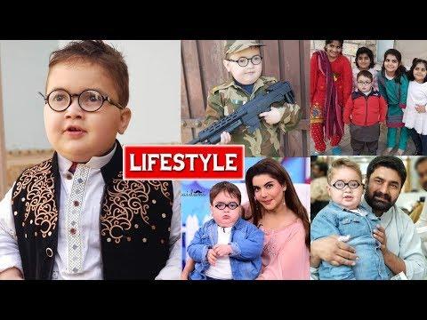 Cute Ahmad Shah Lifestyle, Biography, Age, Family, Education, Income, Home, Car, Pathan Ka Bacha