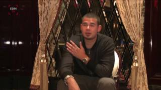 Afrojack Takes Over Control Of Las Vegas