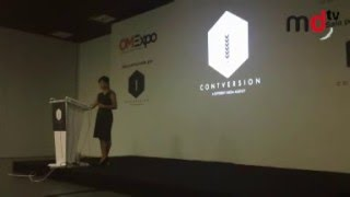 OMExpo 2014: Jinyoung Lee Englund (Bitcoin)