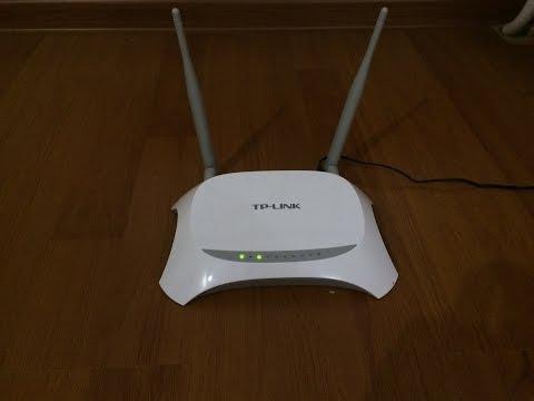 Как подключить интернет через роутер tp link
