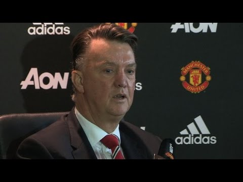 Louis Van Gaal - Expectations Are 'Problem' 'Can't Compare Manchester United With 10 Years Ago'