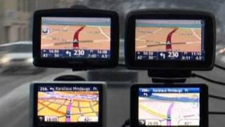 GPS navigacijų TomTom ir Garmin video palyginimas. Kaunas.(Palyginsime šiuos modelius: TomTom XL, TomTom 750 / 950, Garmin nuvi 13** serija ir Garmin nuvi 37** serija. www.GPSmeistras.lt Norėdami pasikonsultuoti ..., 2011-02-03T11:16:50.000Z)