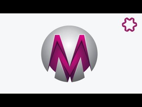 M Logo 3d Professional Ci...