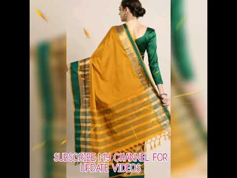 Stylish Indian Saree Collection 2020/ Indian Fashion
