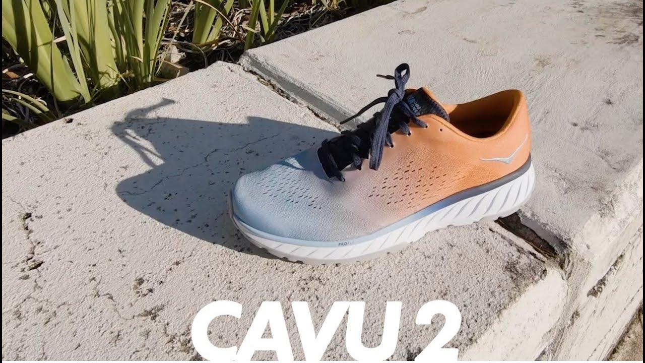 HOKA Product Feature: Cavu 2 - YouTube