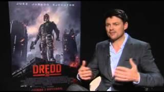 Actor Karl Urban Explains Judge Dredd.