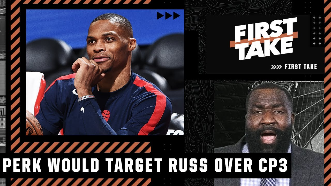 Who will be next Lakers point guard? Not Russell Westbrook