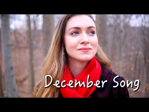"""December Song"" ft. YOU - Malinda Kathleen Reese (Peter Hollens cover)"
