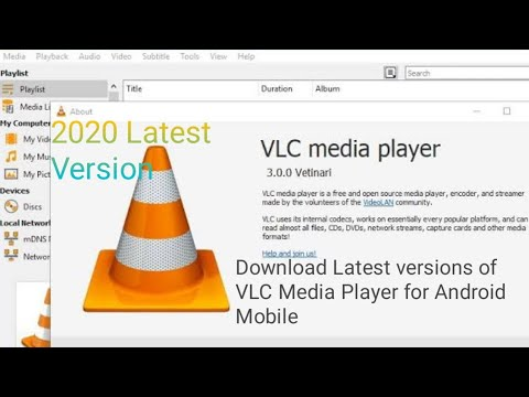 vlc player apk