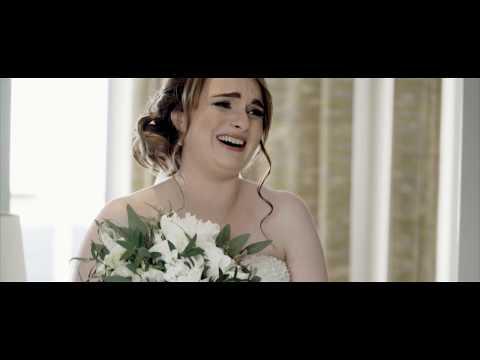 Fiona + Cairn | Best Friend Sings Bride Down The Aisle | Waterside Hotel Wedding Film