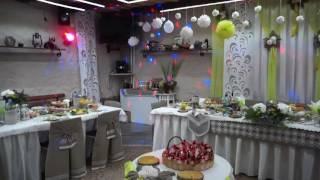 свадьба в банкетном зале на 40 человек