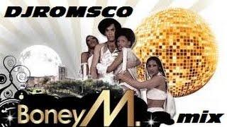 BONEY M MIX DJRomsco