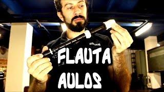 Flauta Doce Aulos Soprano 503B [Aulos Soprano Recorder]