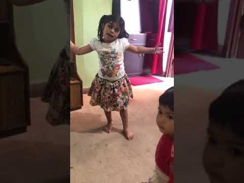 Yaar tera chetak pe chale Myra dance
