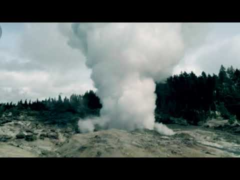 Yellowstone volcano Steamboat Geyser Scientists believe increased activity is due