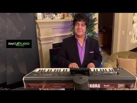 الموسيقار مجدي الحسيني برنامج  Korg Pa1000 Korg Pa700 ORT RMT Studio 2018 Korg Pa4x