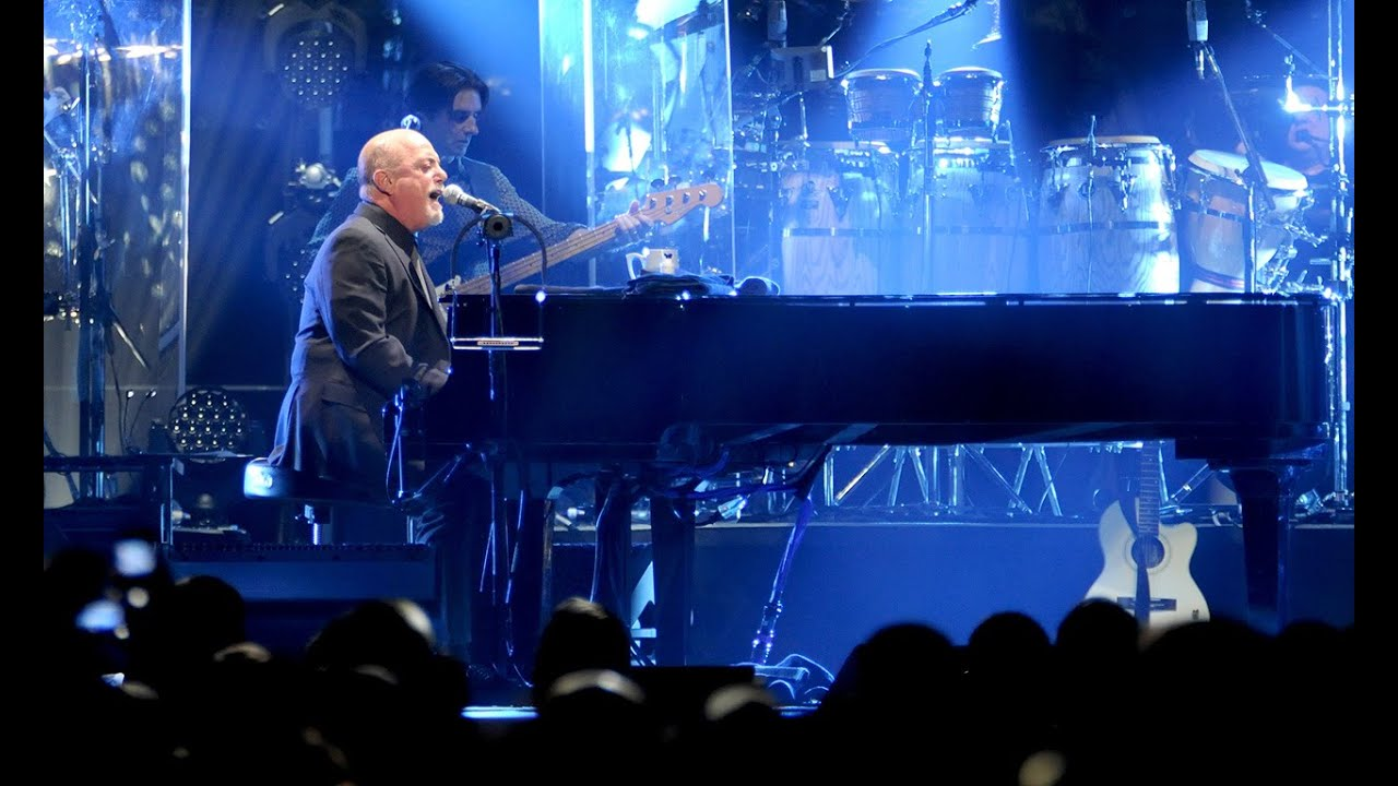Billy Joel Pianist Live Concert Madison Square Garden New York City Us Feb 13 2016 Periscope